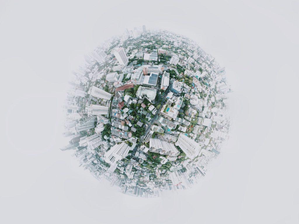 bringing city into focus